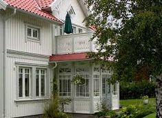 Bilderesultat for utbyggnad klassisk gammalt hus plåttak