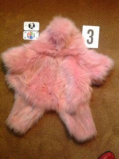 The FOXY PINK LADY- DWP Fur Coat  www.dwp-dwp.com