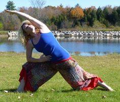 Lisa from Suntwine Yoga
