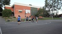 27/6/2015 MacGregor basketball
