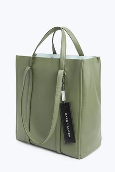 The Oversized Tag Tote in luxurious leather with long and short handles and a tag that's meant to stay on. Gray Rock, Shorts With Pockets, Sale Items, Spring Fashion, Tags, Luxury, Leather, Fashion Spring, Spring Couture