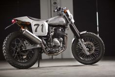"Yamaha XT 600 ""Rittersport"" by Benders"