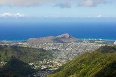 Hike to Mount Olympus, Hawaii