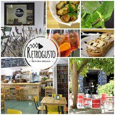 Retrogusto - Bar con cocina Madrid - retrogusto.es