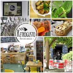 Retrogusto - Bar con cocina Madrid - retrogusto.es
