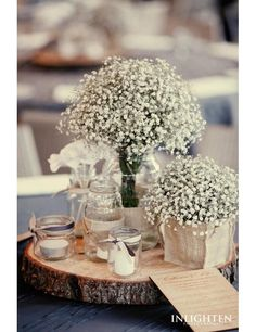 Rustic Wedding Centerpieces - Elegant and charming centerpiece tips. cheap rustic wedding centerpieces creative example data 9068464132 illustrated on this day 20181221 , Wedding Table Centerpieces, Flower Centerpieces, Wedding Decorations, Italian Table Decorations, Centerpiece Ideas, Chic Wedding, Rustic Wedding, Wedding Ideas, Trendy Wedding