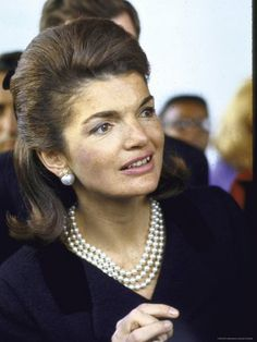 jackie o hairstyle - Google Search