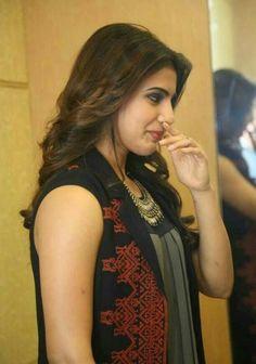 Samantha Ruth prabhu.   Tollywood Actress