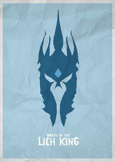 World of Warcraft patches minimalist
