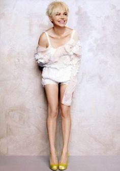 Michelle Williams.. So beautiful!