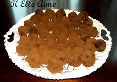 Recette de truffes au chocolat simplissime et ultra bonne !