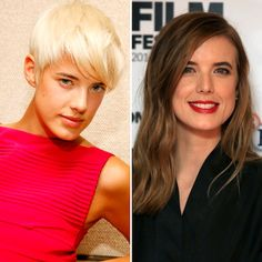 "Remember 2007 Supermodel ""IT"" Girl Agyness Deyn? She Looks a Helluva Lot Different in 2014 - Life & Style Platinum Pixie Cut, Brown Hair Inspiration, Agyness Deyn, Blonde Women, Short Pixie, Beauty Trends, Supermodels, Short Hair Styles, Hair Makeup"
