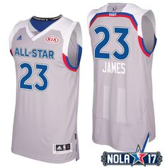 2017 All-Star Eastern Conference Charlotte Hornets Kemba Walker Gray  Stitched NBA Jersey 5ea6aeb82eb