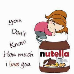 Day 19: Everyone is so obsessed with Nutella, but then there is me. Don't get me wrong, I like it. I am just- um- I am allergic to it... I fail lol. Anyway, make this day a day you will never forget- in a good way!
