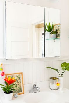 Pick These Artificial Plants for Fauxliage That Doesn't Look So Faux via Brit + Co