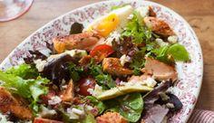 Salmon Cobb Salad - Get the Recipe!