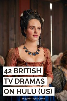 Looking for a good British drama or British mystery series to watch? Whether you're looking for a romantic period drama or a gritty crime procedural, Hulu has plenty to choose from.   #streaming #television #tv #hulu #whattowatch #whatimwatching #britishtv #dramas British Drama Series, Period Drama Series, Drama Tv Series, Tv Series To Watch, Mystery Tv Series, Best Period Dramas, British Period Dramas, Period Movies, Netflix Movies