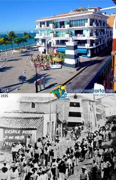 Historical Puerto Vallarta photos: http://www.puertovallarta.net/gallery/historical-puerto-vallarta-photos.php Fotos históricas de Puerto Vallarta: http://www.puertovallarta.net/espanol/galeria/historicas.php #puertovallarta #vallarta #historical #historicas #jalisco #mexico