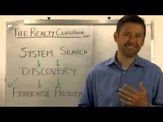 Real Estate Agent Coaching Training by Danny Griffin explains that if you document every step you follow to help home buyer and sellers, you'll have the foundation of a franchise prototype. Read the Blog post here: http://www.therealtyclassroom.com/?p=1648