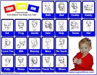 Bebekler için işaret dili