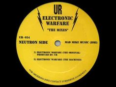Underground Resistance - Electronic Warfare (Take Control Mix By Aux 88)