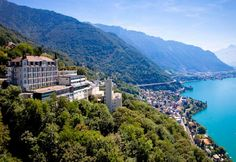 The Vanity Secret: Welcome to Glion!