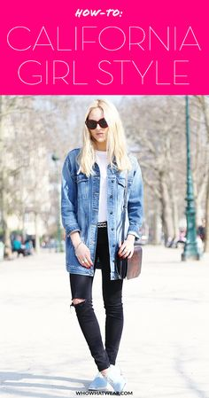 7 tips to mastering California girl style. // #StyleTips