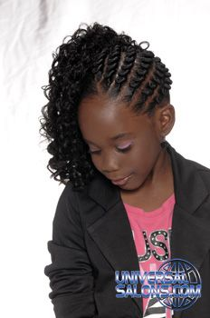 Crochet Hair Styles For Little Girl : images about Crochet braids on Pinterest Crochet braids, Marley hair ...
