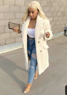 Gorgeous Fall Outfits To Copy Right Now - Ecstasy Models Boujee Outfits, Cute Swag Outfits, Dope Outfits, Cute Casual Outfits, Stylish Outfits, Sporty Outfits, Black Girl Fashion, Look Fashion, Fashion Mode