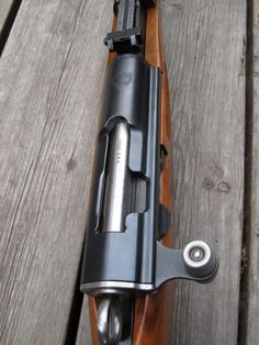 Swiss K31 a sexy gun here. 7.5mm Swiss. The last bolt-action rifle used by the Swiss military.