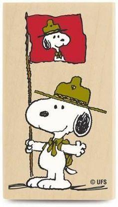 Beagle Scout Master