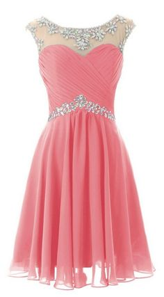A-line/Princess Prom Dresses, Pink Homecoming Dresses, Short Prom Dresses, Short Pink Homecoming Dresses With Rhinestone Mini Round Sale Online Pink Bridesmaid Dresses Uk, Sexy Homecoming Dresses, Princess Prom Dresses, Graduation Dresses, Pageant Dresses, Dresses Short, Sexy Dresses, Pink Dresses, Party Dresses