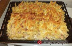 Macaroni Pie, Macaroni And Cheese, Cookbook Recipes, Cooking Recipes, Orzo Salad, Greek Recipes, Lasagna, Pasta, Favorite Recipes