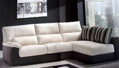Chaisselong Andros #Sofá 3 plazas #Andros #Piel #muebles #madrid #ortuño #mejorprecio  www.muebles-arevalo.com