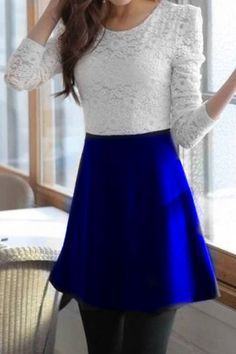 very pretty silhouette with the lacey top and a-line skirt Chloe Bennett, Lacey Tops, Erudite, Fandom Outfits, Types Of Fashion Styles, A Line Skirts, Skater Skirt, Going Out, Style Me