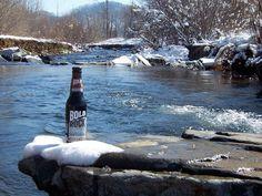 Bold Rock Cider: Garden and Gun's Virginia Cider Tour | via Jen Darling