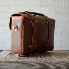 No. 29 Satchel by Stock and Barrel Co.