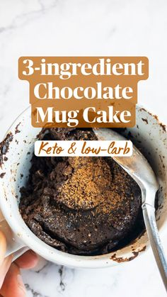 Mug Recipes, Low Carb Recipes, Cooking Recipes, Keto Smoothie Recipes, Cooking Time, Low Carb Deserts, Low Carb Sweets, Diet Desserts, Carb Free Desserts