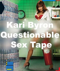 Kari Byron from MythBusters is naked In Questionable Sex Tape famousnakedcelebrities com