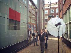 Picture please! Fotoshoot van Studio Oostrum en styling van Allan Vos voor het Coachingstraject bij Haagse Bluf