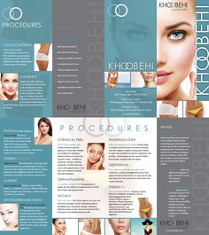 www.ScottOttCreative.com  scott ott creative inc. wraps up the design and concept of a new procedures brochure for Khoobehi and Associates Plastic Surgery NEW ORLEANS, METAIRIE, BEVERLY HILLS www.khoobehi.com  #BrochureDesign #GraphicDesign #GraphicDesignNewOrleans #GraphicDesignNOLA #PrintDesignNewOrleans #beautiful #WebDesignNewOrleans #ScottOtt #ScottOttCreative #nolaDesign #adNOLA #AdvertisingDesign #MarketingNewOrleans #NewOrleansMarketing #photoshop #DesignStudio…