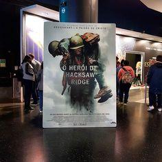 #movienight #noitedecinema #oheroidehacksawridge