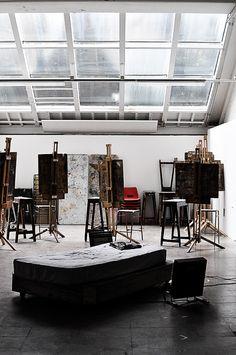 Glasgow School of Charles Rennie Mackintosh, Glasgow School Of Art, Crystal, Studio, Board, Studios, Planks