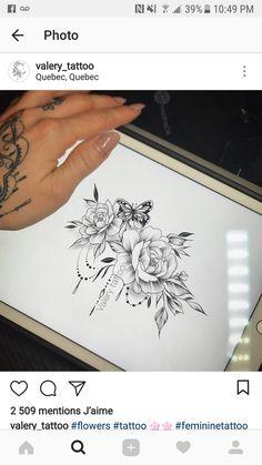Inspiration For Underboob Tattoo