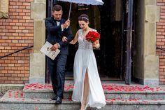 Suknie - Suknia ślubna - 1 700,00zł