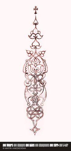 049. Armenian Tree of Life / Árbol de la Vida armenio / Հայկական Կենաց Ծառ © Martin Vaneskeheian