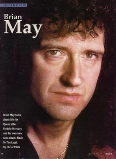 Brian May of Queen. Brian Rogers, Queen Brian May, Old Flame, British Rock, Queen Band, Freddie Mercury, My Crush, Rock Bands, Give It To Me