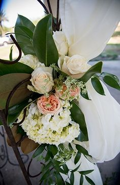 A New Orleans Wedding Coordinated By Sapphire Events – Loverly Wedding Knot, New Orleans Wedding, Personalized Wedding, Real Weddings, Floral Wreath, Sapphire, Wedding Inspiration, Events, Floral Crown