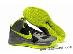 9d4306b9002 Nike Zoom Hyperfuse 2012 Jeremy Lin Shoes Gray Green Nike Air Max Mens