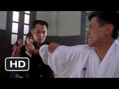 Fist of Legend - Jet Li Puttin' The Hurt On Japanese Trouble Makers.